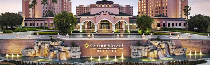 Caribe Royale in Orlando the location of the 2015 FM General Conference (Photo from www.gc15.org)